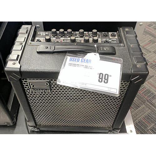 Roland Cube 30X 1x10 30W Cube Guitar Combo Amp-thumbnail