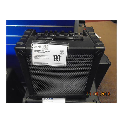 Roland Cube 30w 1x10 Guitar Combo Amp-thumbnail