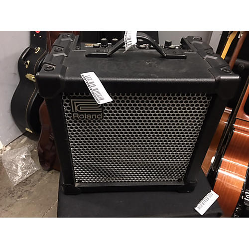 used roland cube 40xl 1x10 40w guitar combo amp guitar center. Black Bedroom Furniture Sets. Home Design Ideas