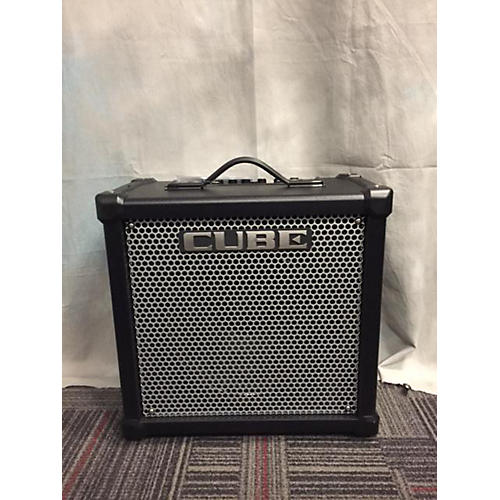used roland cube 80gx 80w 1x12 guitar combo amp guitar center. Black Bedroom Furniture Sets. Home Design Ideas