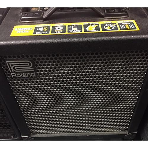 Roland Cube 80X 80W 1x12 Guitar Combo Amp-thumbnail