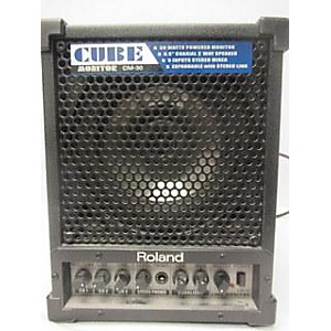 Pre-owned Roland Cube Monitor Battery Powered Amp