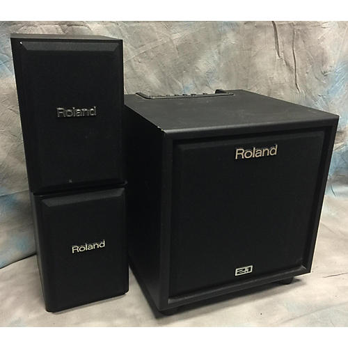 Roland Cube Monitor CM-110 Powered Monitor-thumbnail