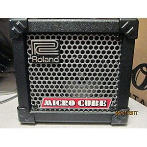 Pre-owned Roland Cube Street Battery Powered Amp by Roland