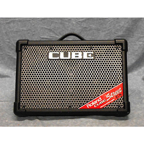 Roland Cube Street Ex Powered Speaker-thumbnail