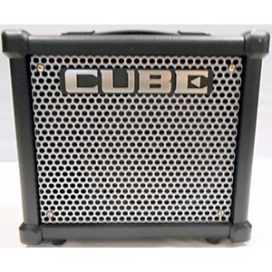 Pre-owned Roland Cube10GX Battery Powered Amp by Roland