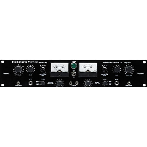 Thermionic Culture Culture Vulture Mastering Plus Stereo Tube Odd/Even Harmonic Distortion