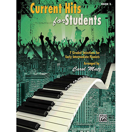 Alfred Current Hits for Students, Book 2 Early Intermediate-thumbnail