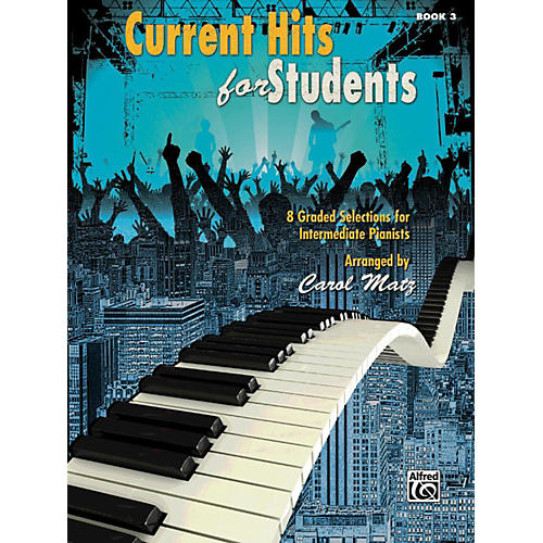 Alfred Current Hits for Students, Book 3 Intermediate-thumbnail