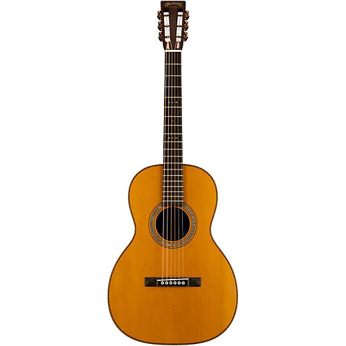 Martin Custom 00-28VS Cocobolo Adirondack Spruce Top Acoustic Guitar Natural-thumbnail