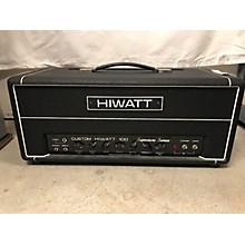 Hiwatt Custom 100 Tube Guitar Amp Head