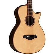Taylor Custom #10083 12-Fret 12-String Grand Concert Acoustic-Electric Guitar