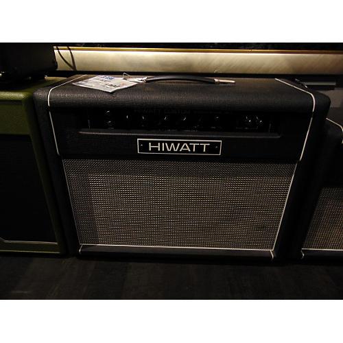 Hiwatt Custom 20 Tube Guitar Combo Amp