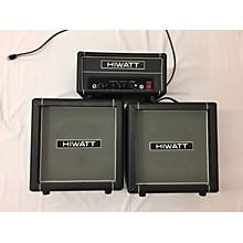 Hiwatt Custom 20HD Guitar Stack