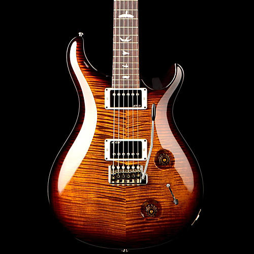 Prs custom carved flame maple top with mahogany back