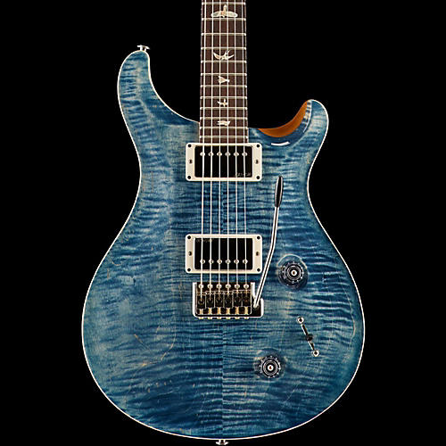 Prs custom carved flame maple top with nickel hardware