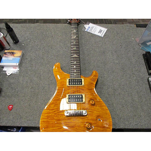 PRS Custom 22 Employee Built Solid Body Electric Guitar Vintage Amber
