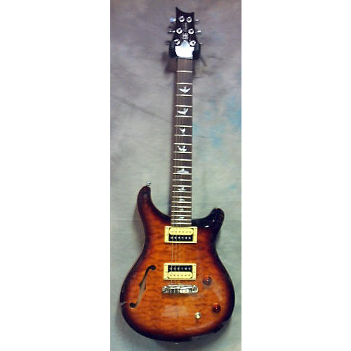 PRS Custom 22 Hollow Body Electric Guitar-thumbnail