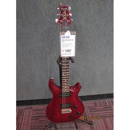 PRS Custom 22 Solid Body Electric Guitar Heritage Cherry