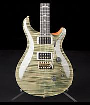 PRS Custom 24 Artist Package - Carved Flame Maple Artist Top with Nickel Hardware Solidbody Electric Guitar