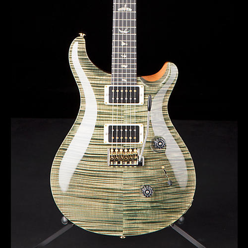 PRS Custom 24 Artist Package - Carved Flame Maple Artist Top with Nickel Hardware Solidbody Electric Guitar-thumbnail