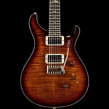 PRS Custom 24 Artist Package-Carved Flame Maple Artist Top with Hybrid Hardware Solidbody Electric Guitar