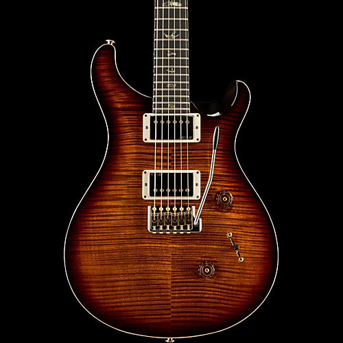 PRS Custom 24 Artist Package-Carved Flame Maple Artist Top with Hybrid Hardware Solidbody Electric Guitar-thumbnail