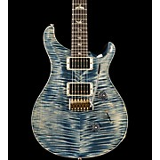PRS Custom 24 Carved Figured Maple 10 Top with Gen 3 Tremolo Solid Body Electric Guitar