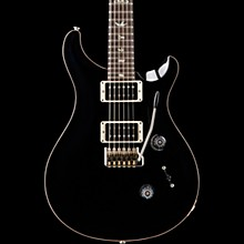 PRS Custom 24 Carved Figured Maple Top with Gen 3 Tremolo Solid Body Electric Guitar Black