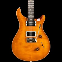 PRS Custom 24 Carved Figured Maple Top with Gen 3 Tremolo Solid Body Electric Guitar McCarty Sunburst