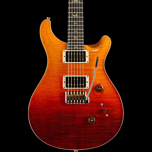 PRS Custom 24 Carved Flame Artist Maple Top Electric Guitar-thumbnail