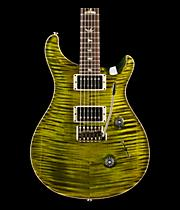PRS Custom 24 Carved Flame Maple 10 Top with Nickel Hardware Solidbody Electric Guitar