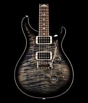 Custom 24 Carved Flame Maple Top with Nickel Hardware Electric Guitar