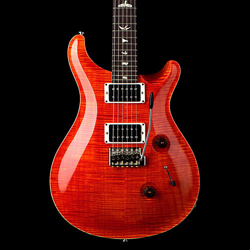 PRS Custom 24 Flame 10 Top Electric Guitar with Pattern/Thin Neck