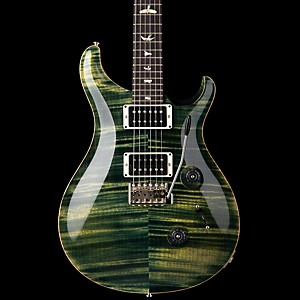 PRS Custom 24 Flame Top Electric Guitar with Pattern/Thin Neck by PRS