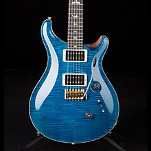 Custom 24 Flamed Artist Package Electric Guitar Aquamarine