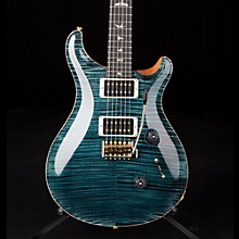Custom 24 Flamed Artist Package Electric Guitar Slate Blue