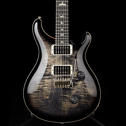 PRS Custom 24 with Figured Maple Neck and Ebony Fretboard Electric Guitar-thumbnail