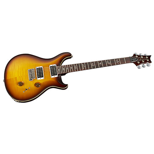 PRS Custom 24 with Pattern Thin Neck Electric Guitar McCarty Tobacco Sunburst