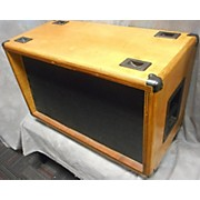 Rivera Custom 2x12 Guitar Cabinet