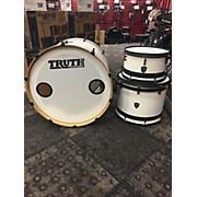 Truth Custom Drums Custom 3 Piece Shell Kit Drum Kit