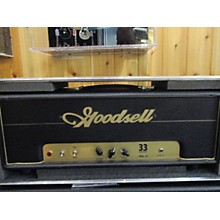 Goodsell Custom 33 Tube Guitar Amp Head