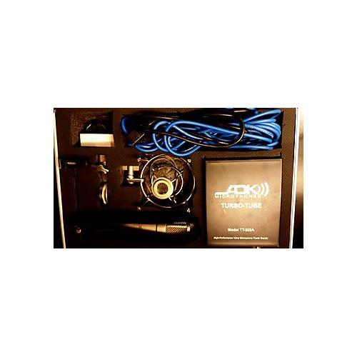 ADK Custom 47 CS47YAU W/ B.l.u.e BK47 Yellowband Capsule / NOS Telefunken Diamond Bottom Tube Condenser Microphone-thumbnail