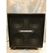 Diamond Amplification Custom 4x12 120W Guitar Cabinet