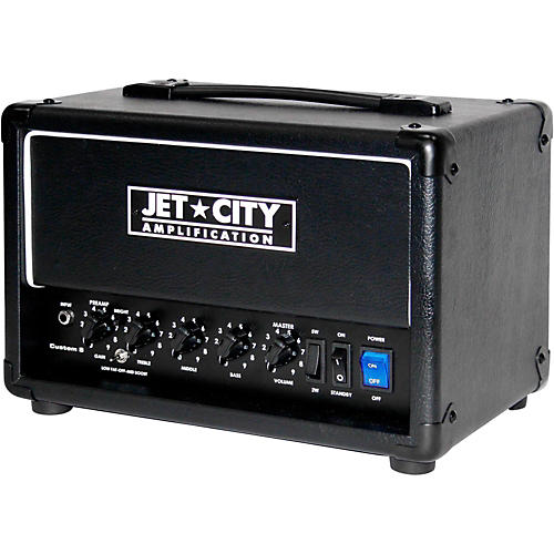 Jet City Amplification Custom 5 5W/2W Tube Guitar Amp Head-thumbnail