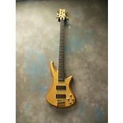 Schecter Guitar Research Custom 5 Electric Bass Guitar