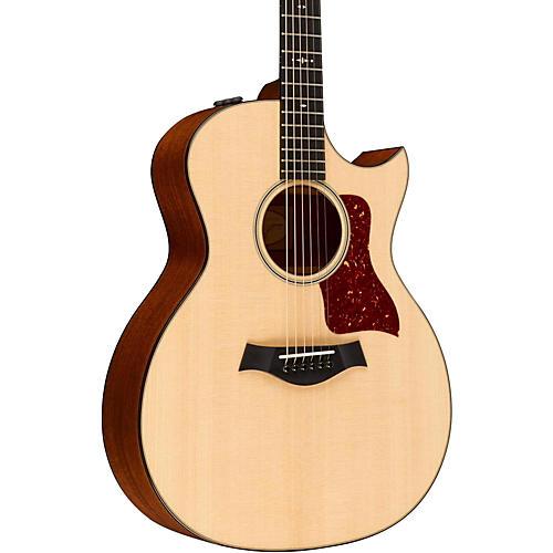 Taylor Custom 514ce Florentine Grand Auditorium Acoustic-Electric Guitar-thumbnail