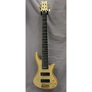 Schecter Guitar Research Custom 6 Electric Bass Guitar