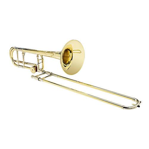 S.E. SHIRES Custom 7YLW Tenor Trombone with Tru-Bore F Attachment