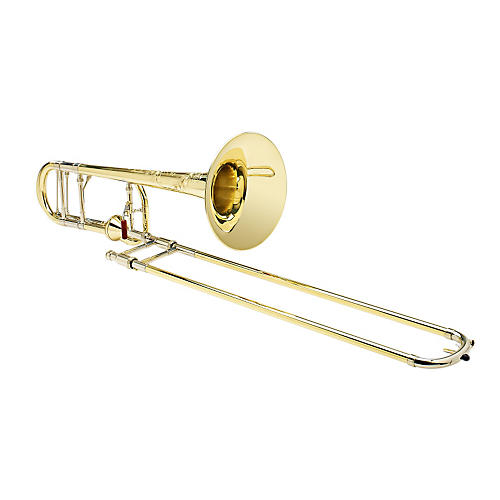 S.E. SHIRES Custom 7YM Tenor Trombone with Axial-Flow F Attachment